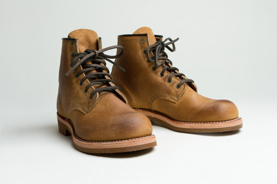 Image of Nigel Cabourn x Red Wing Heritage Munson Boot