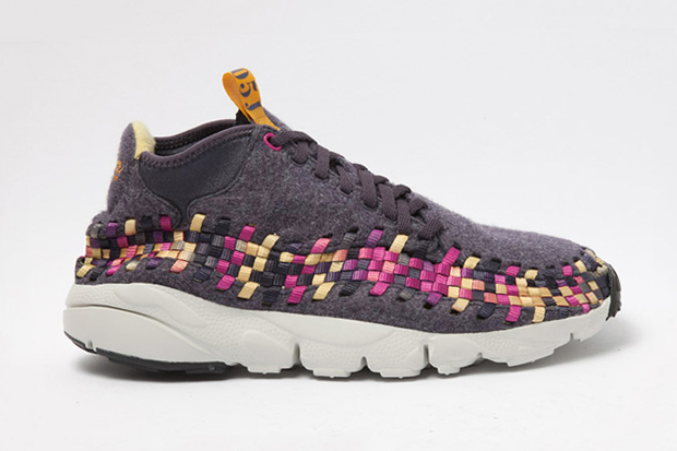 Image of Nike Air Footscape Woven Chukka Wool
