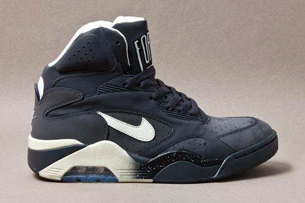 "Image of Nike Sportswear Air Force 180 High ""Gunmetal"""