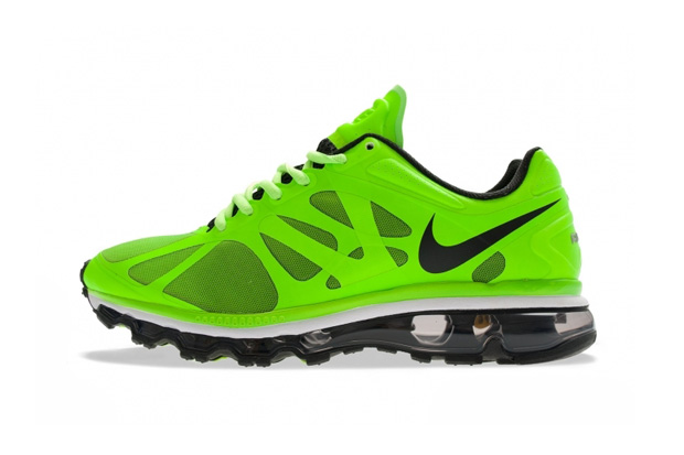 "Image of Nike Air Max+ 2012 ""Electric Green"""