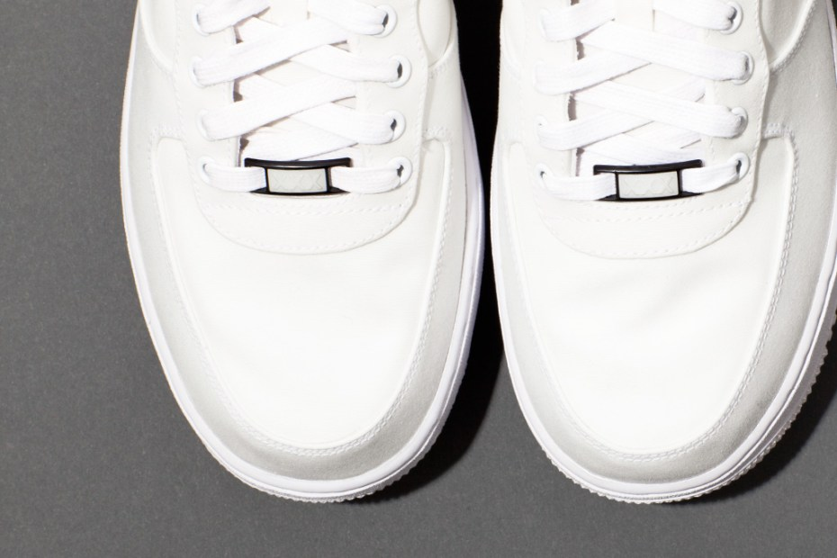 Image of Nike and Dover Street Market Reinvent the Air Force 1 with Ventile