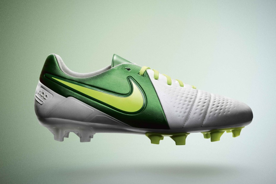 Image of Nike Incorporates All Conditions Control Technology Into its Soccer Cleats