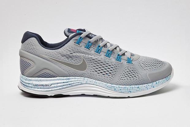 "Image of Nike Lunarglide+ 4 ""Wolf Grey"""