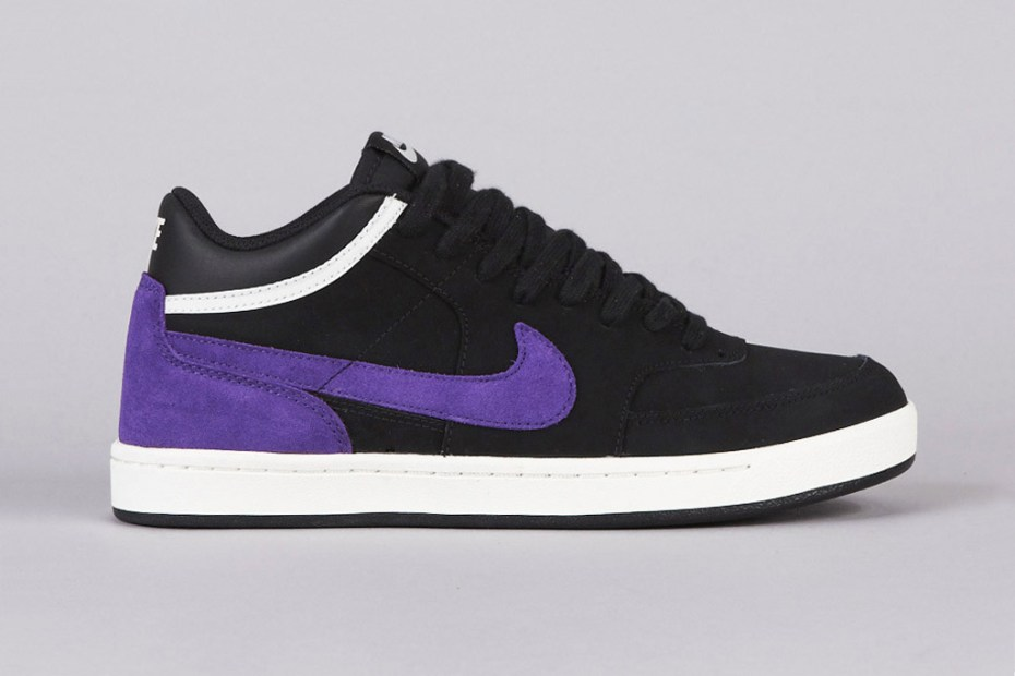 Image of Nike SB Challenge Court Black/Court - Sail