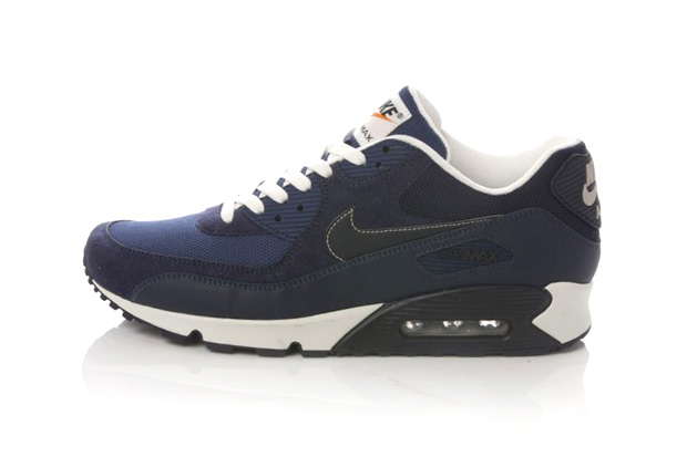 "Image of Nike Sportswear 2012 Fall/Winter ""Grey/Navy"" Collection"