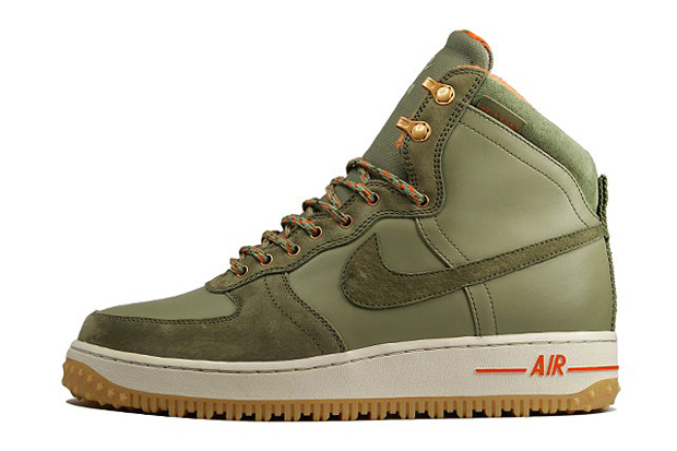 Image of Nike Sportswear Air Force 1 Hi DCN Military