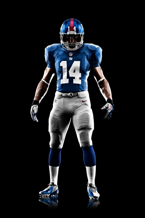 Image of Nike's Next Generation NFL Uniforms: The Elite 51 Uniform