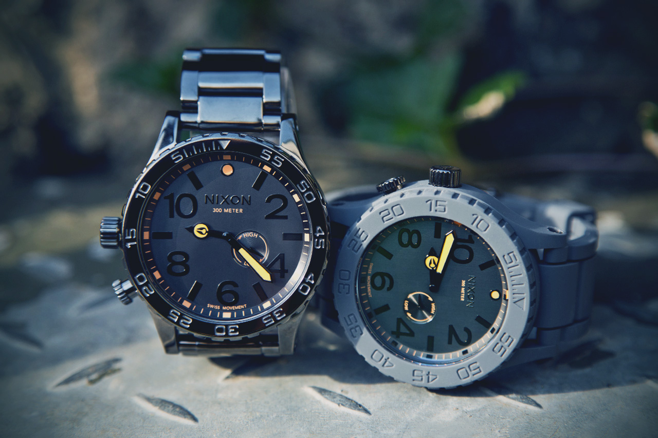 "Image of Nixon The 51-30 ""Rubber"" & ""Tide"""
