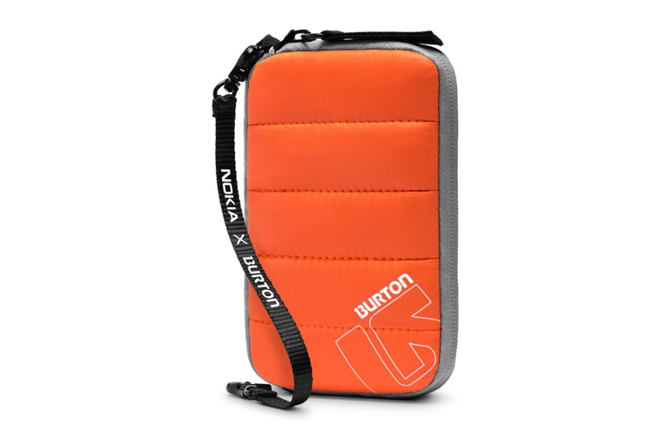 Image of Nokia x Burton 2012 Fall/Winter Insulator Case