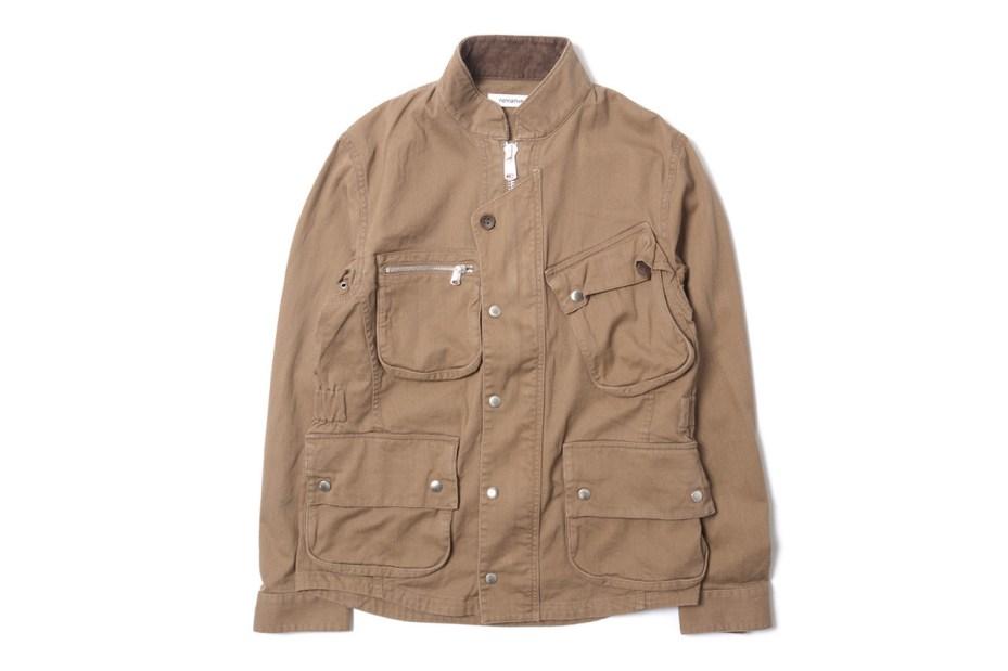 Image of nonnative Cotton Chino Rider Jacket