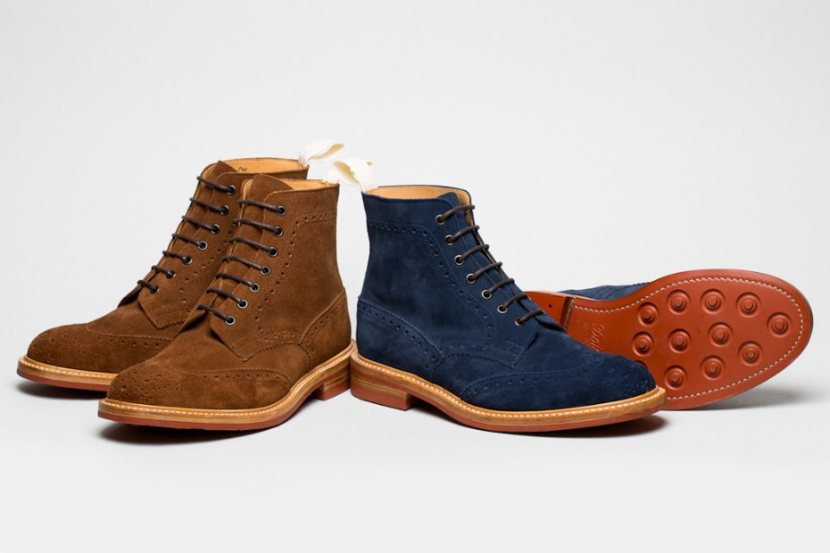 Image of Norse Projects x Tricker's 6 Pack Collection