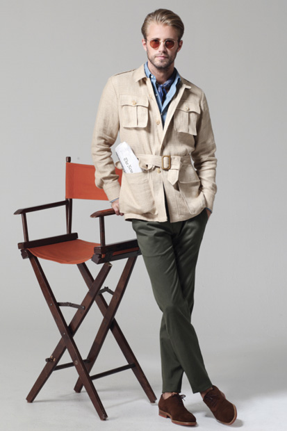 Image of Ovadia &amp; Sons 2013 Spring/Summer Lookbook 