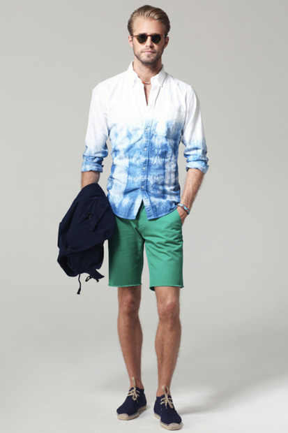Image of Ovadia & Sons 2013 Spring/Summer Lookbook