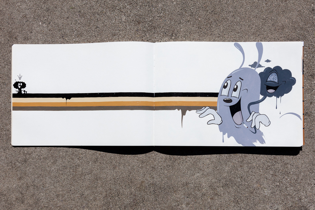 Image of Pen & Paper: Dabs Myla