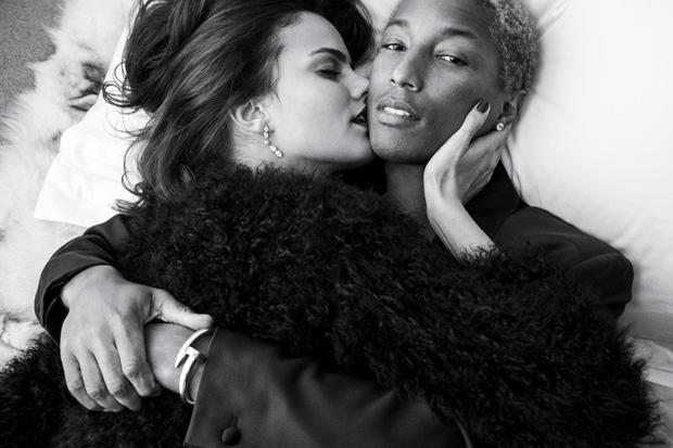 Image of Pharrell Williams Talks Women and Pink Liquor