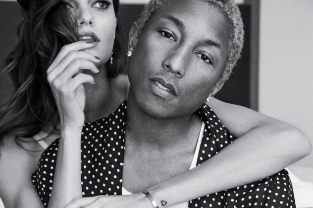 Image of Pharrell Williams Talks Women and Pink Liquor