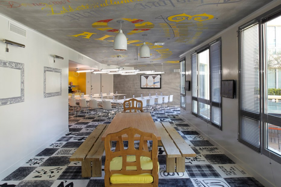 Image of Philippe Starck Designs the Interior for Marseille's MAMA shelter Hotel