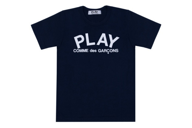 Image of PLAY COMME des GARCONS Navy Collection