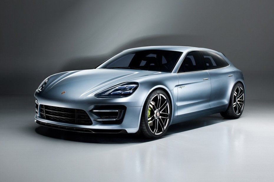 Image of Porsche Panamera Sport Turismo Wagon Concept