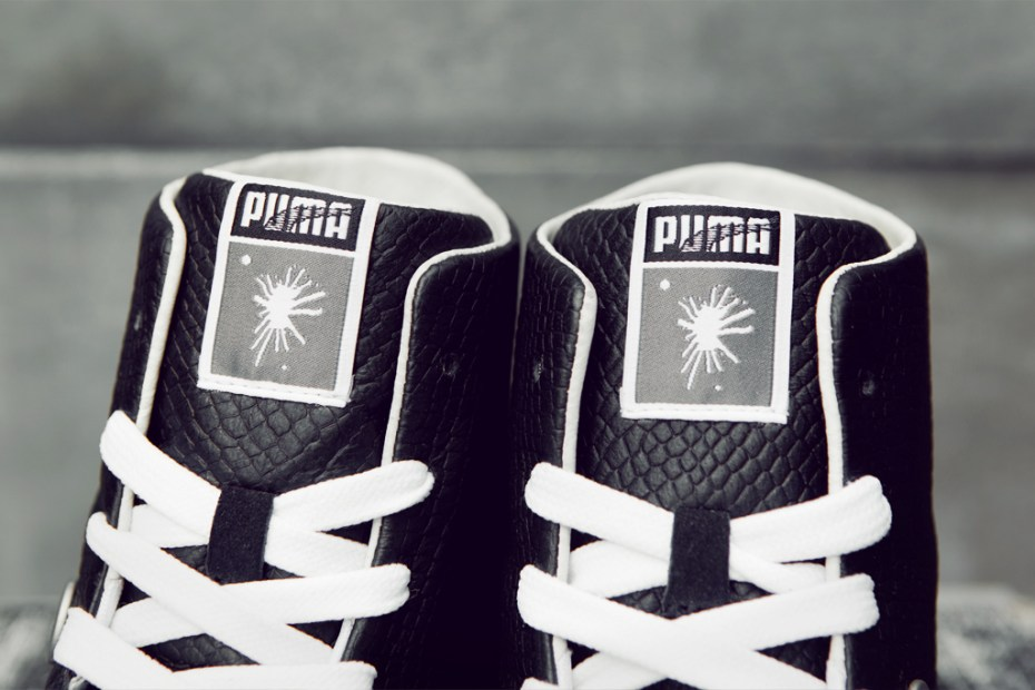 Image of PUMA by MIHARAYASUHIRO 2012 Fall/Winter MY-57 Mid Snake