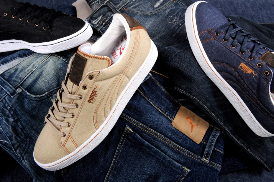 "Image of PUMA ""The List"" States ""Denim"" Pack"
