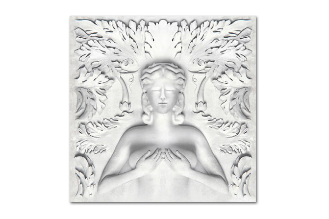 Image of Pusha T featuring Kanye West & Ghostface Killah – New God Flow (Album Version)
