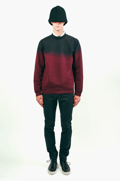Image of Raf Simons 2012 Fall/Winter New Releases