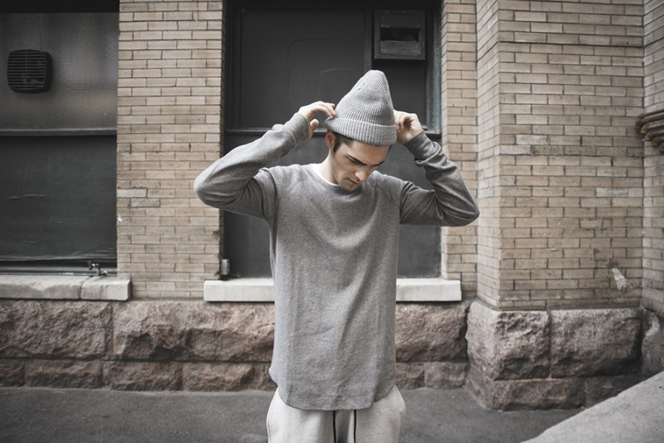 Image of Reigning Champ 2012 Fall/Winter OTH Boutique Lookbook