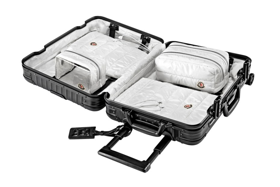 Image of Moncler & RIMOWA - The Suitcase with A Heart of Down