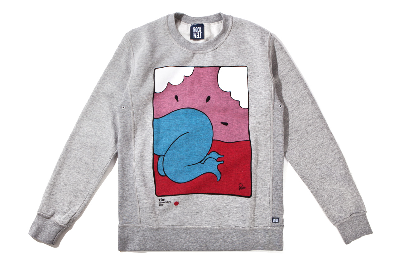 Image of Rockwell by Parra 2012 New Releases