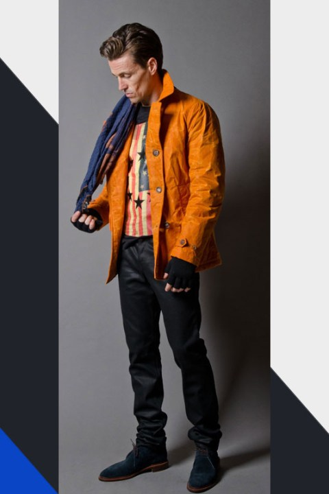 Image of Roden Gray 2012 Pre-Fall Lookbook