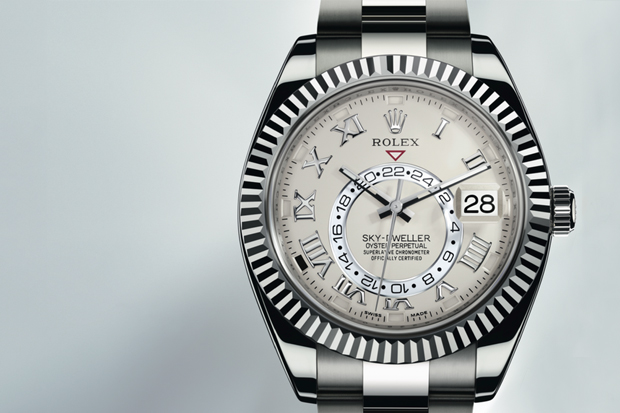Image of Rolex Sky-Dweller Officially Released