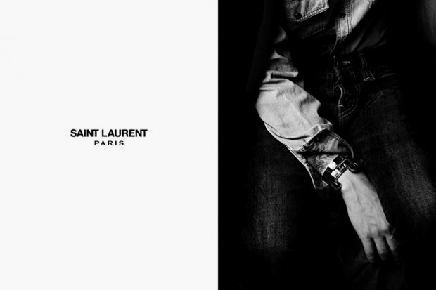 Image of Saint Laurent Unveils Further Imagery from 2012 Fall/Winter Ad Campaign by Hedi Slimane