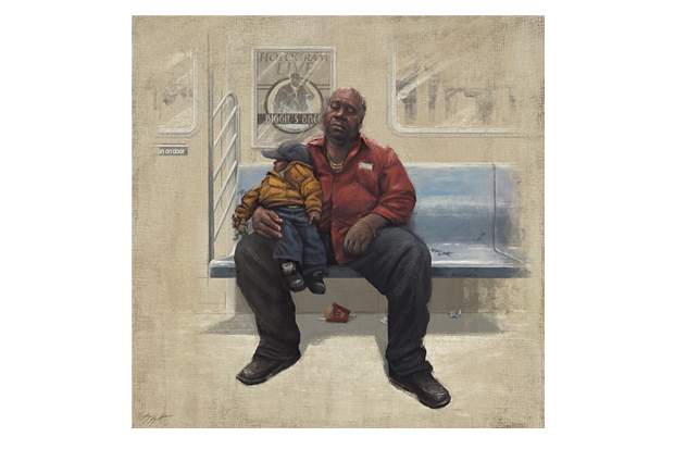 "Image of Sam Spratt ""American Royalty"" for Childish Gambino Prints"