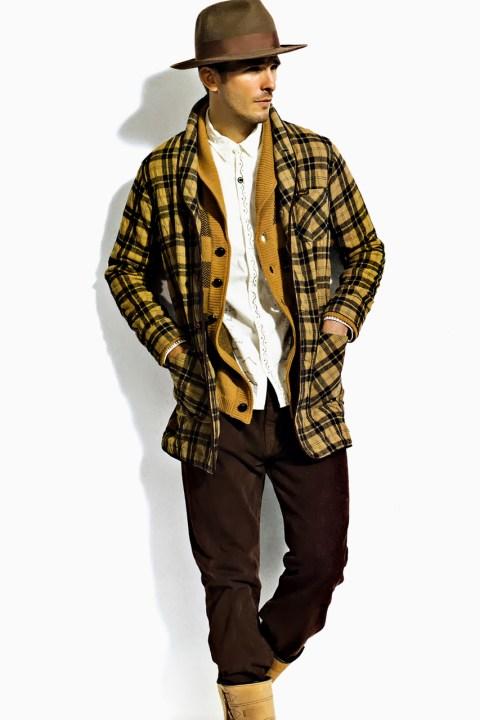 Image of SENSE: NEIGHBORHOOD 2012 Fall/Winter Collection Editorial