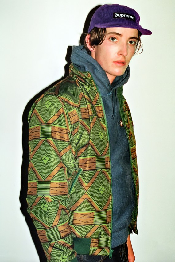 Image of SENSE: Supreme 2012 Fall/Winter Collection Editorial