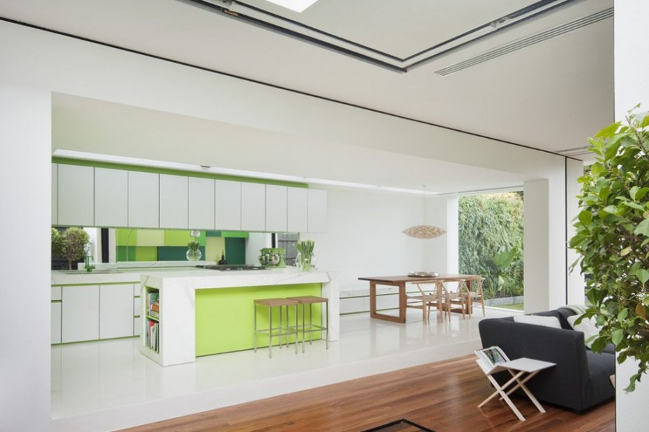 Image of Shakin Stevens House by Matt Gibson Architecture + Design