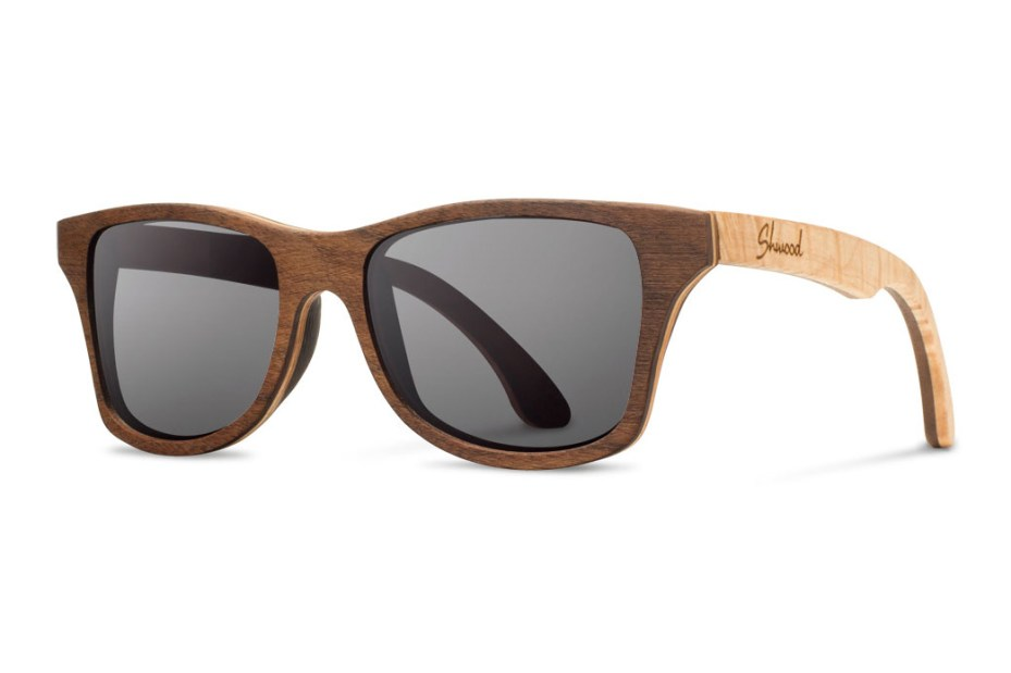 Image of Shwood Limited Edition Two-Tone Canby Sunglasses