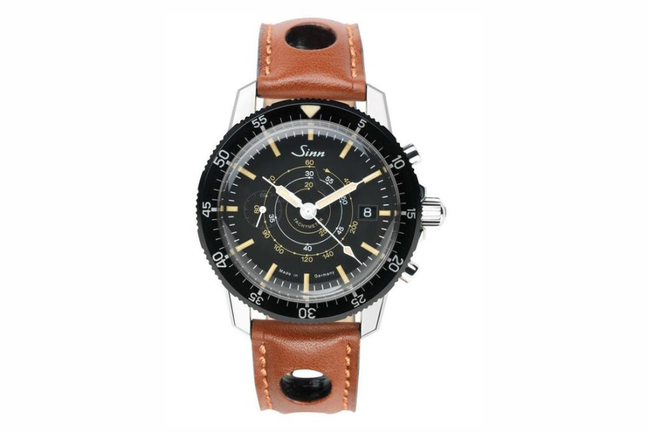 Image of Sinn Tachymetric Limited Edition Chronograph Watch