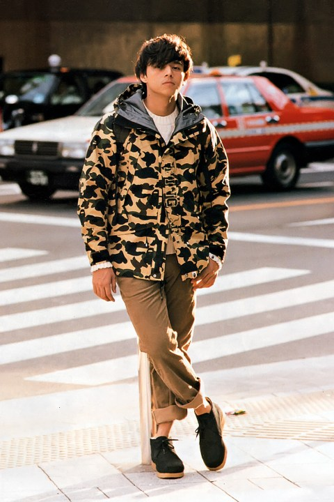 Image of SMART: A Bathing Ape 2012 Fall/Winter Editorial