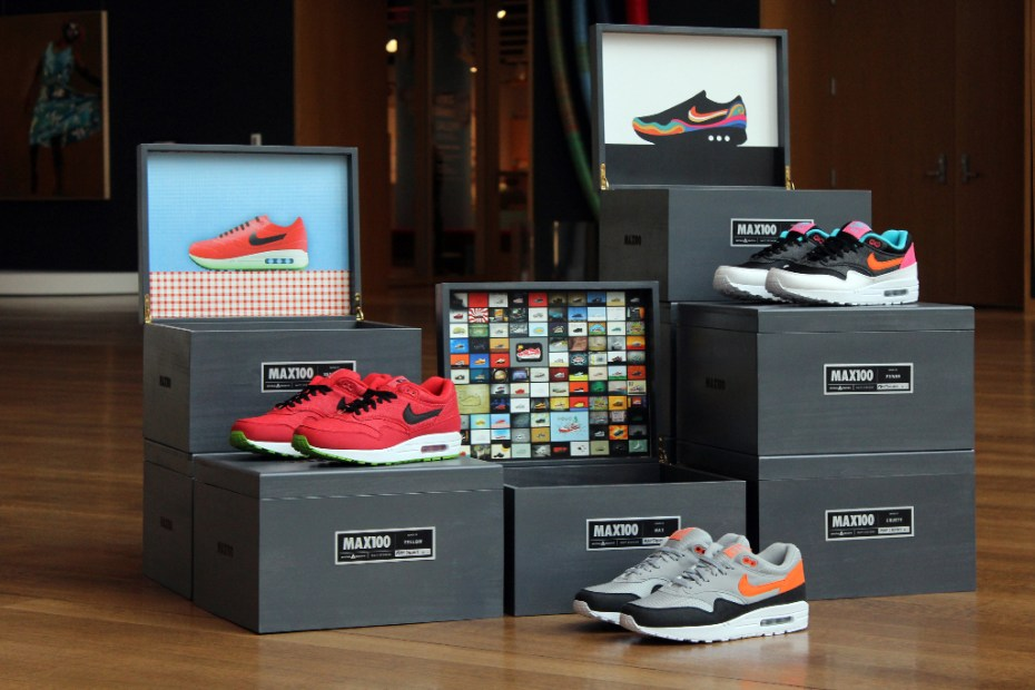 Image of Social Status x MAX100 x Nike Auction Reminder & Interview