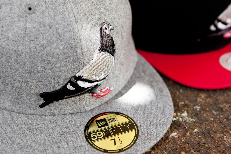 "Image of Staple 2012 Fall/Winter ""American History _______"" Headwear New Releases"