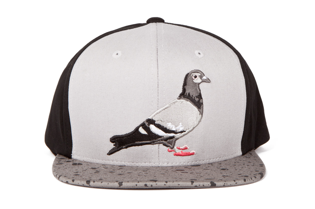 Image of Staple 2012 Fall/Winter Starter Pigeon Snapback Cap
