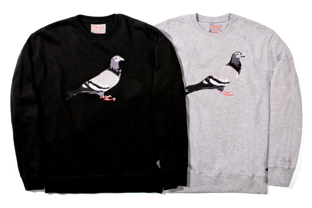 """Image of Staple 2012 Fall/Winter """"American History _______"""" Apparel New Releases"""