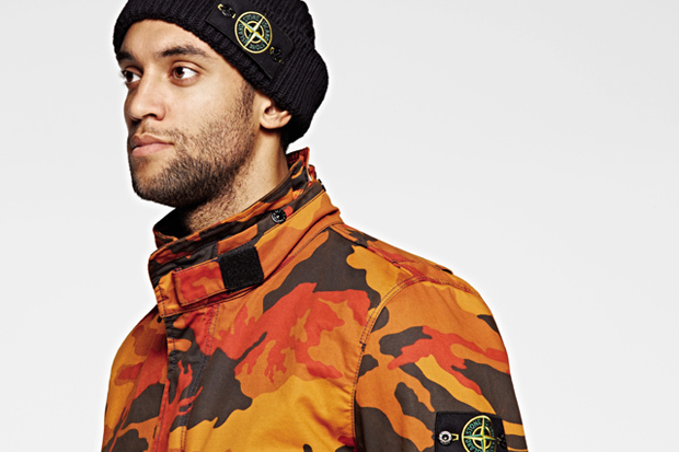 Image of Stone Island 2012 Fall/Winter Camouflage Outerwear Preview