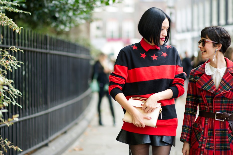 Image of Streetsnaps: London Fashion Week 2013 Spring/Summer Part 3