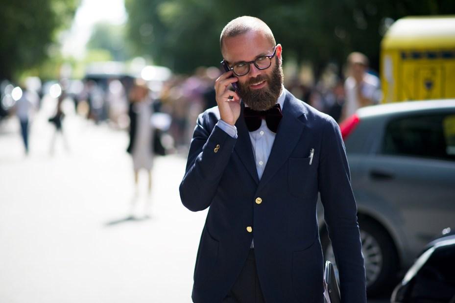 Image of Streetsnaps: Milan Fashion Week 2013 Spring/Summer Part 1