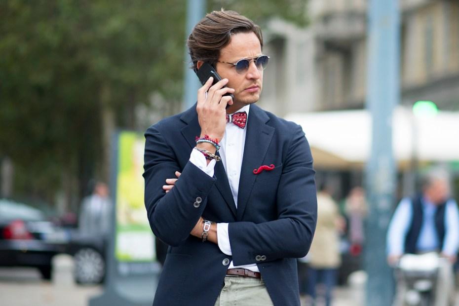 Image of Streetsnaps: Milan Fashion Week 2013 Spring/Summer Part 3