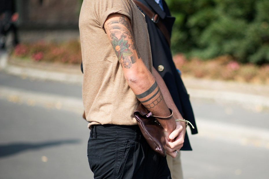 Image of Streetsnaps: Milan Fashion Week 2013 Spring/Summer Part 3