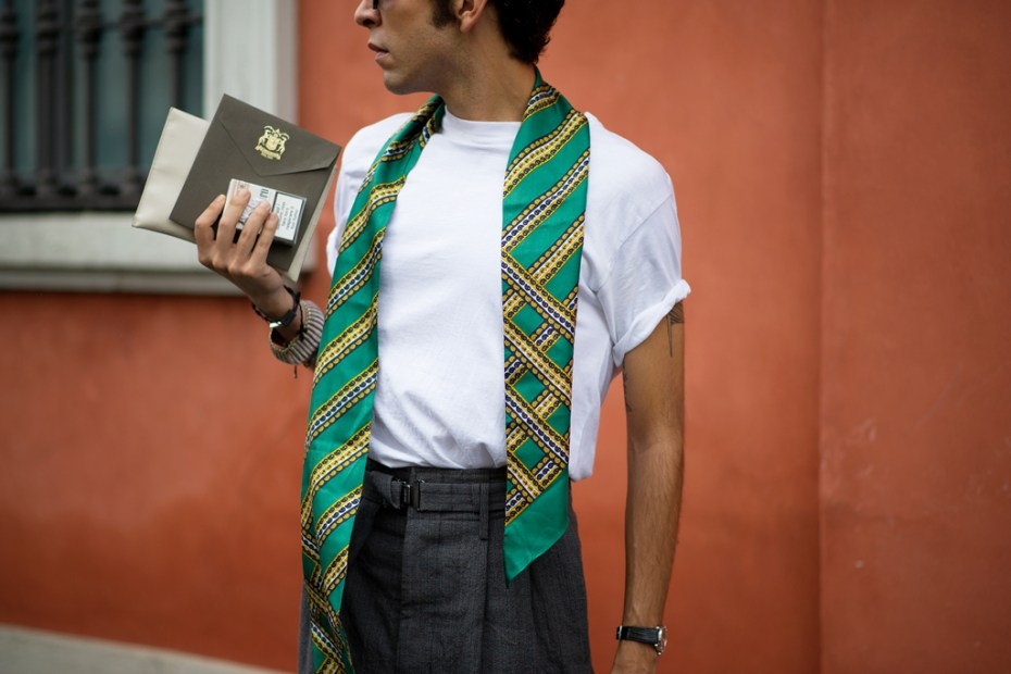 Image of Streetsnaps: Milan Fashion Week 2013 Spring/Summer Part 4